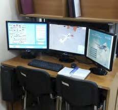Тренажер процедур технического обслуживания смолета МС-21-300