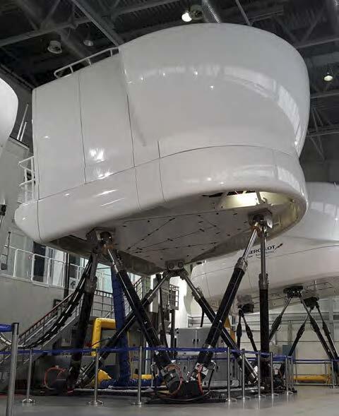 Комплексный тренажер МС-21 — общий вид