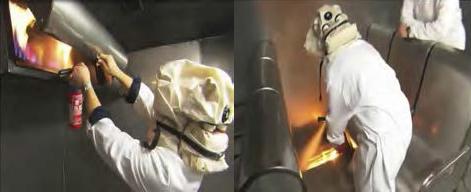 Аналог тренажера пожаротушения МС-21